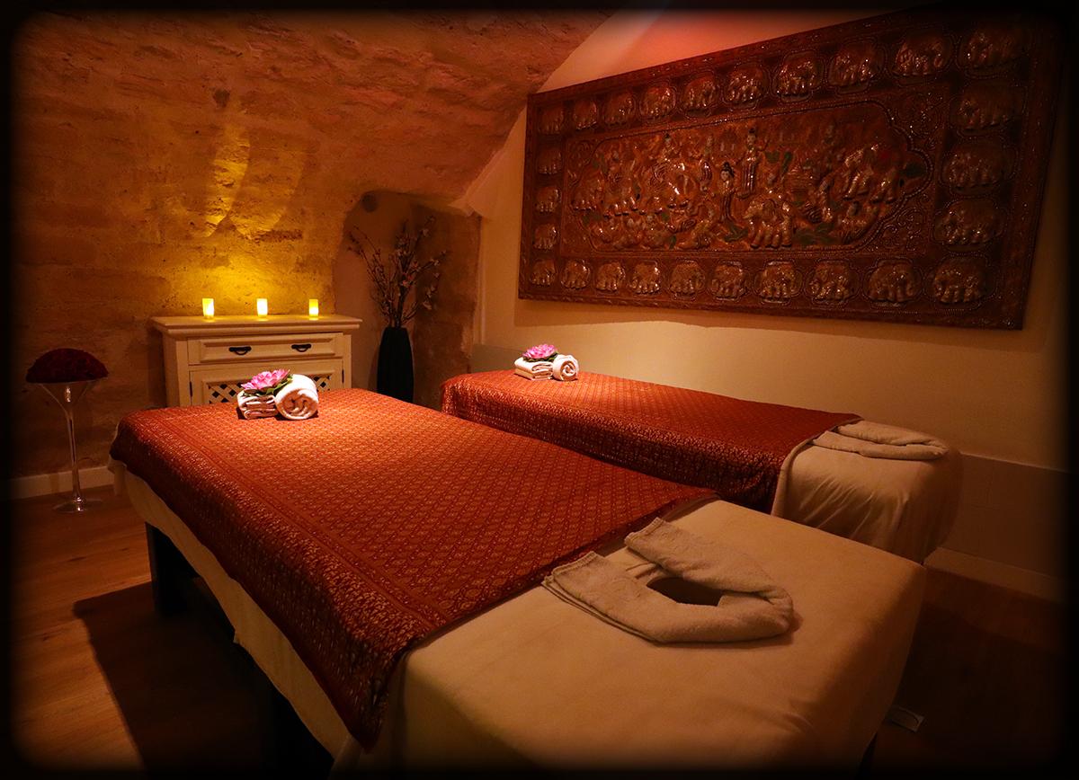 Janthra Spa massage bien etre paris