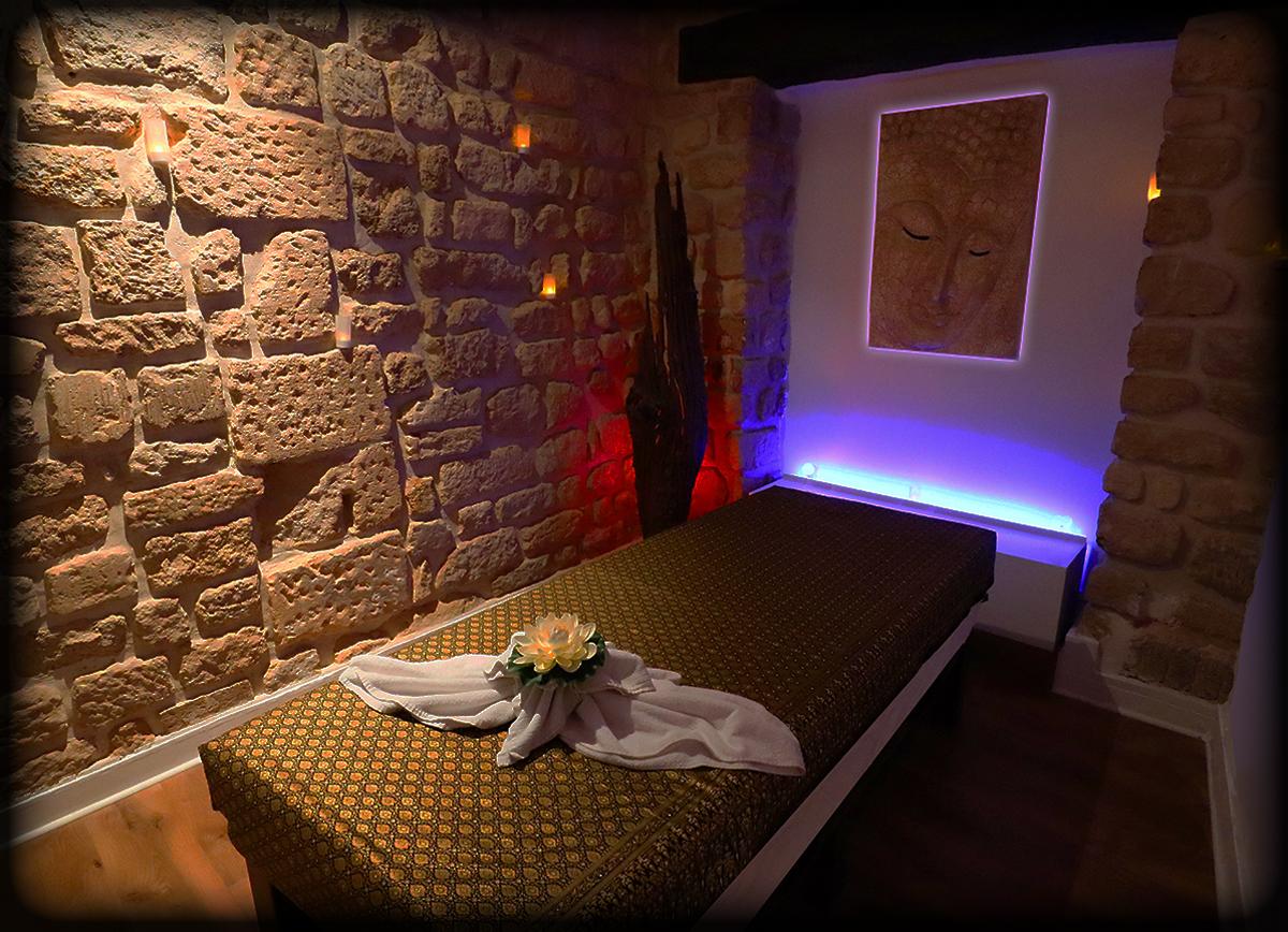 Janthra Spa massage paris huiles chaudes